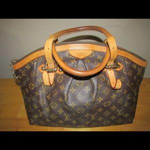 Louis Vuitton Tivoli monogram pm Satchel